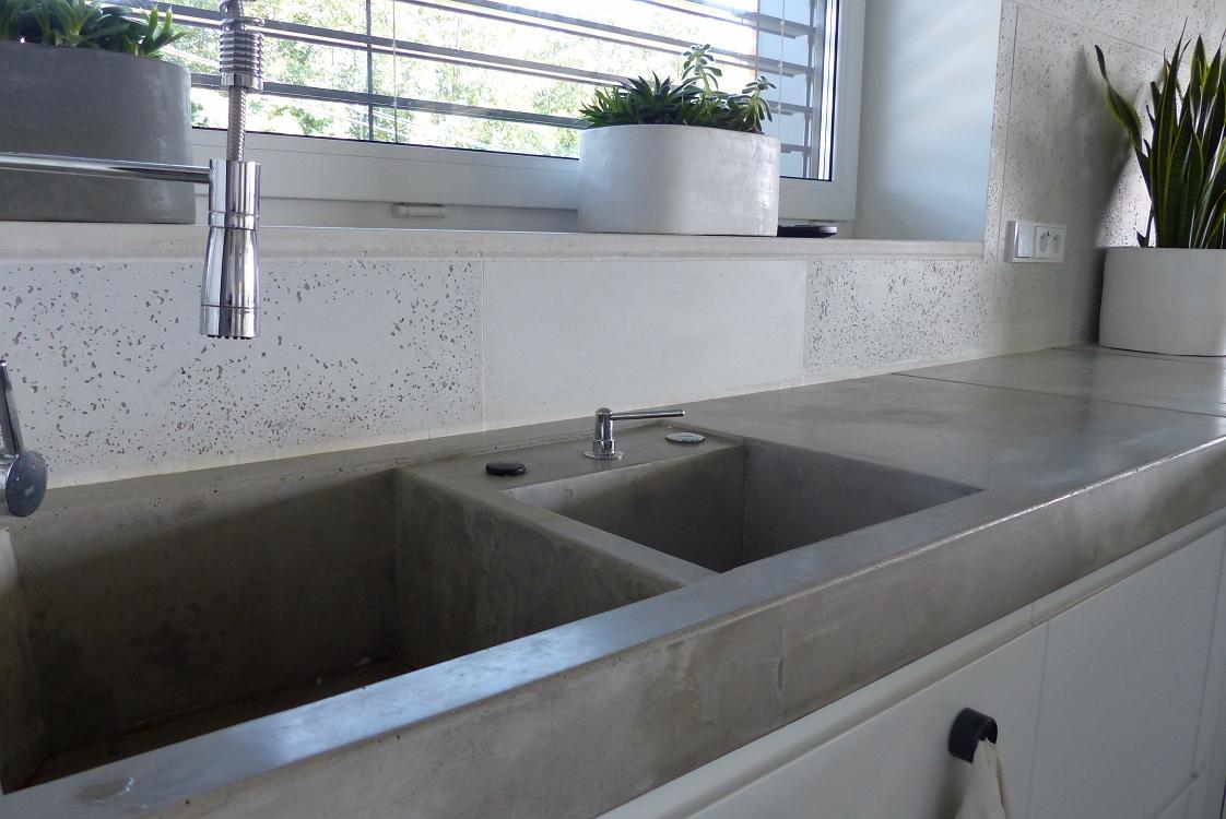 Küchenarbeitsplatten Beton küchenarbeitsplatten aus beton