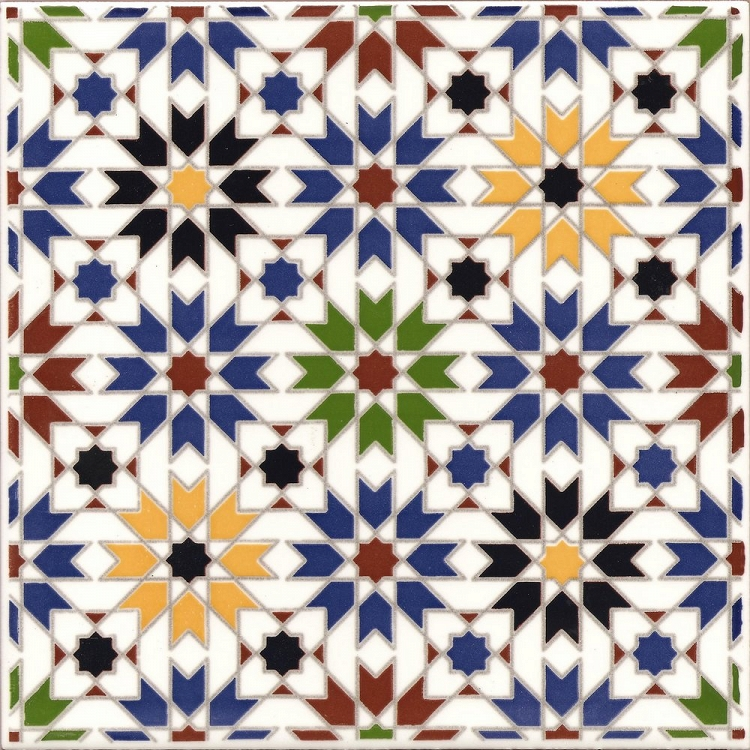 Keramikfliesen  Arabische Fliesen aus Keramik