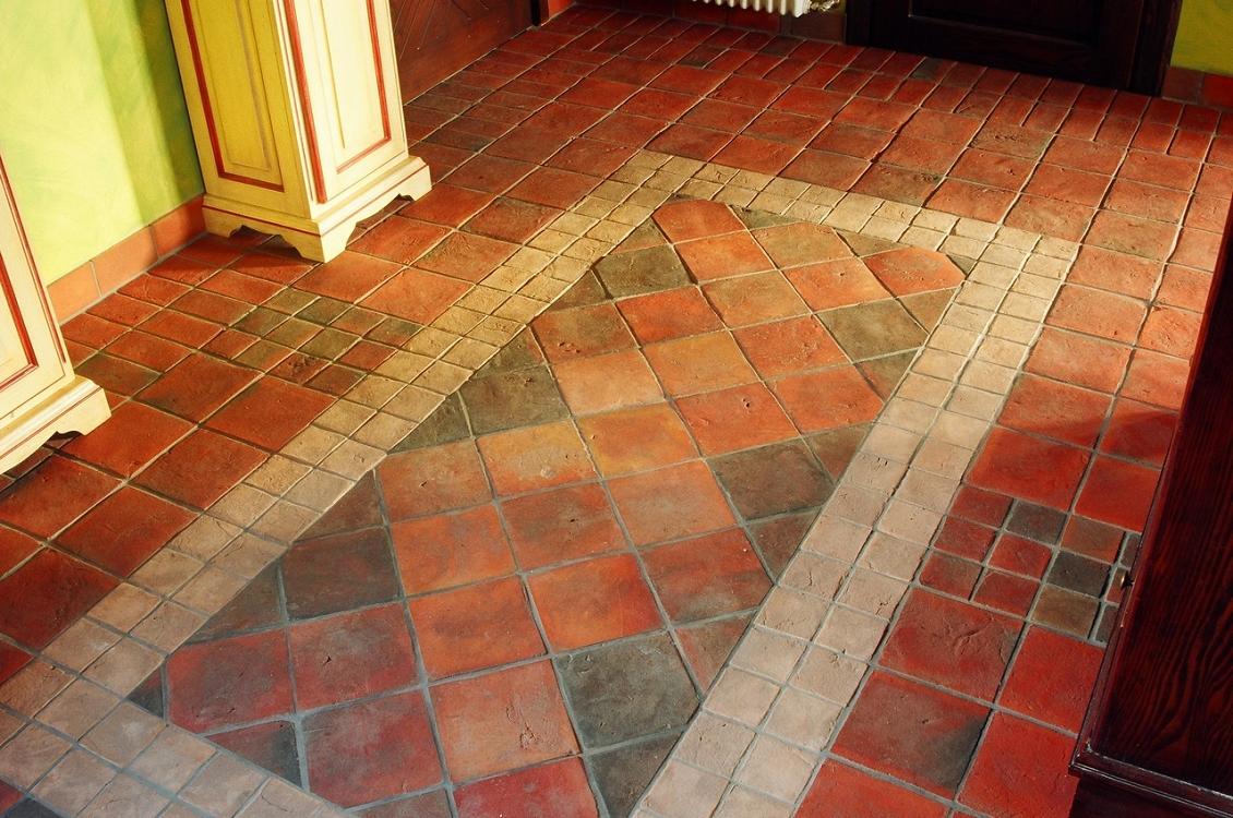 Fußboden Fliesen Rustikal ~ Gothic rustikalen terrakotta